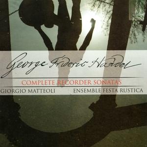 Complete Recorder Sonatas | Ensemble Festa Rustica