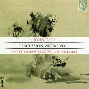 Percussion Works, Vol. 1 | Empty Words Percussion Ensemble