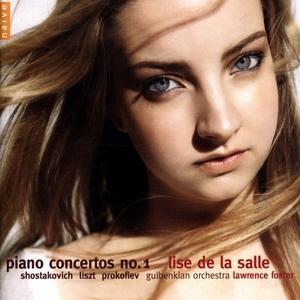 (Shostakovitch, Liszt, Prokofiev: Piano Concertos N°1 | Lise de la Salle