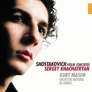 Shostakovich: Violin Concertos   Orchestre National de France