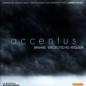 Brahms: Ein Deutsches Requiem (London Version) | Laurence Equilbey