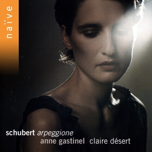Schubert: Arpeggione, Sonatina & Lieder Transcriptions | Anne Gastinel