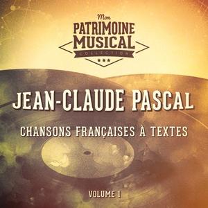 Chansons françaises à textes : jean-claude pascal, vol. 1 | Jean-Claude Pascal