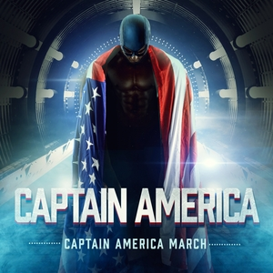 """Captain America March (From the """"Captain America: The First Avenger"""" Soundtrack) 