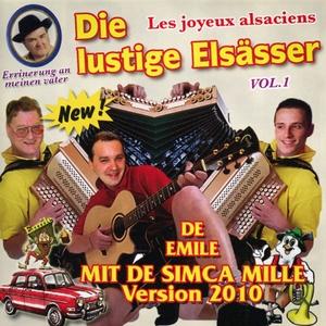 Les joyeux alsaciens (Die lustige elsässer), Vol. 1 | Emile mit de Simcat Mille