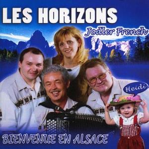 Bienvenue en Alsace (Jodler french) | Les Horizons