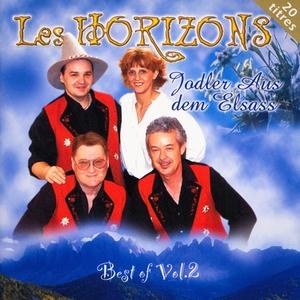 Best of Les Horizons, Vol. 2 : Jodler aus de Elsass | Les Horizons