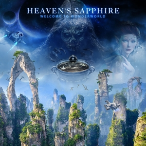Welcome to Wonderworld | Heaven's Sapphire
