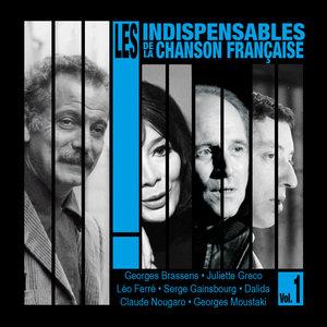 Les indispensables de la chanson française, Vol. 1 | Georges Moustaki
