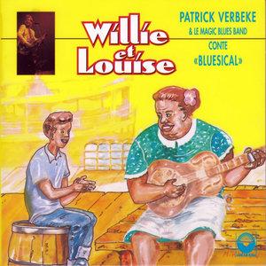 "Willie et Louise, conte ""Bluesical"" | Patrick Verbeke"