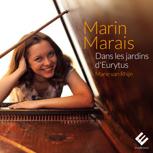 Marais: Dans les jardins d'Eurytus | Marie van Rhijn