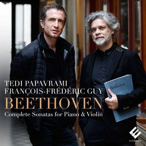 Beethoven: Complete Sonatas for Piano & Violin | Tedi Papavrami
