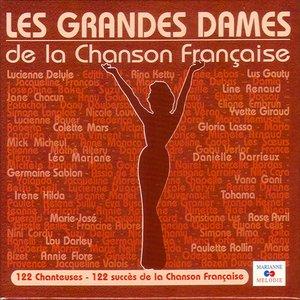 Les grandes dames de la chanson française | Lucienne Delyle