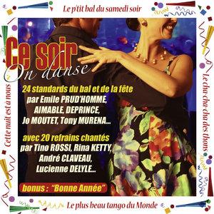 Ce soir on danse (24 standards du bal et de la fête) | Marie Bizet