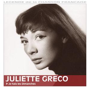 Je hais les dimanches | Juliette Gréco