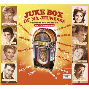 Juke Box de ma jeunesse: Souvenirs des années 50 en 100 chansons | Yvette Giraud