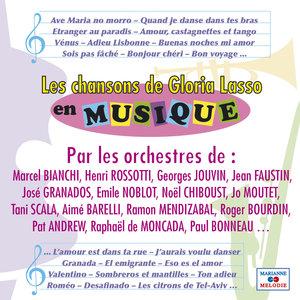 Les chansons de Gloria Lasso en musique   Aimé Barelli