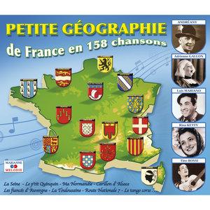 Petite géographie de France en 158 chansons | Piroulet