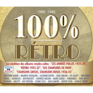 100% rétro (1920-1945) | Lucienne Boyer