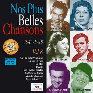 Nos plus belles chansons, Vol. 8: 1945-1948 | Bourvil