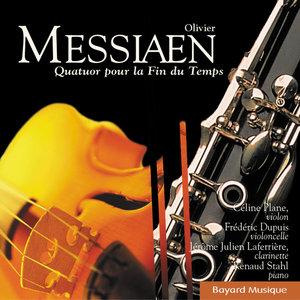 Messiaen: Quatuor pour la fin du temps (Collection Elévation) | Frédéric Dupuis