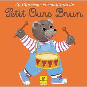 20 chansons et comptines de Petit Ours Brun Vol.1 | Petit Ours Brun