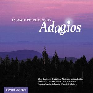La magie des plus beaux Adagios, Vol. 1 | Jacques Burtin