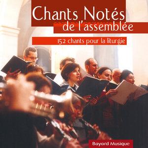 Chants notés de l'assemblée (152 chants pour la liturgie)   Maîtrise de Dijon