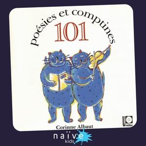 101 poésies et comptines | Corinne Albaut