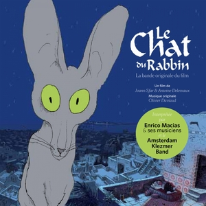 Le Chat du Rabbin | Olivier Daviaud