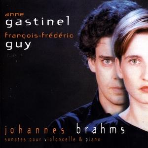 Brahms: Sonatas for Cello & Piano | Anne Gastinel