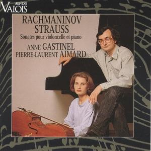 Rachmaninov & Strauss: Cello Sonatas   Pierre-Laurent Aimard
