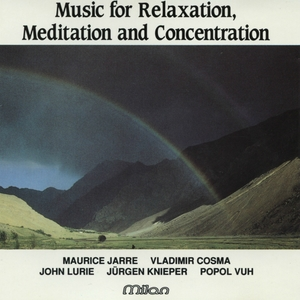 Music for Relaxation, Meditation and Concentration | Maurice Jarre