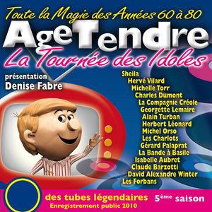 Age tendre… La tournée des idoles, Vol. 5 | La Compagnie Créole