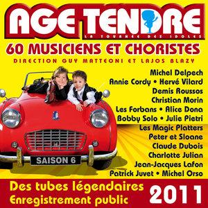 Age tendre… La tournée des idoles, Vol. 6 | Jean-Jacques Lafon