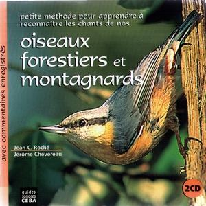 Oiseaux forestiers et montagnards | Jean C. Roché