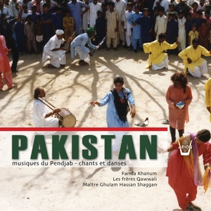 Pakistan: Musics from punjab province | Farida Khanum