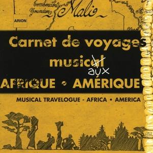Carnets de Voyages Musicaux : Afrique, Amérique - Catalogue traditionnel 2002 | Misa