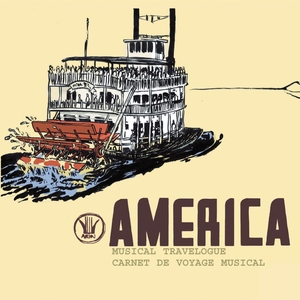 Carnet de Voyage : Amérique | Howard Roberts