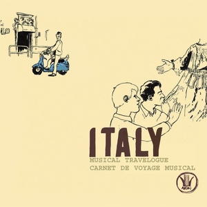 Carnet de Voyage : L'Italie | Marina Pittau
