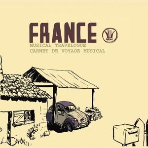 Carnet de Voyage : La France | Groupe vocal Lagun Arteak