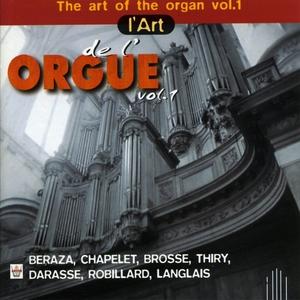 L'art de l'orgue, vol.1 | Jacques Beraza