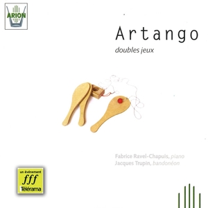 Artango : Doubles jeux   Fabrice Ravel-Chapuis