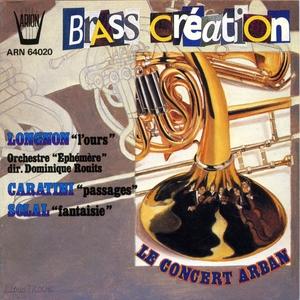 Brass Creation   Le concert Arban