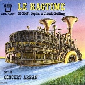 Le Ragtime de Scott Joplin à Claude Bolling   Concert Arban