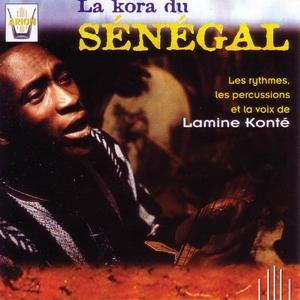 La kora du Sénégal, vol. 1 : Les rythmes, les percussions et la voix de Lamine Konté | Lamine Konte