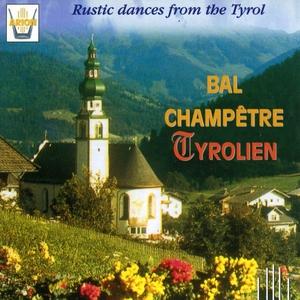 Bal champêtre tyrolien | Konrad Plaickner et son Burggrâfler