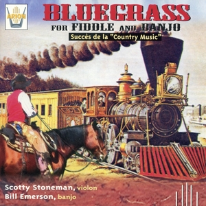 Bluegrass for Fiddle and Banjo | Scotty Stoneman