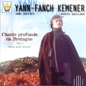 Chants profonds de Bretagne vol.1   Anne Auffret