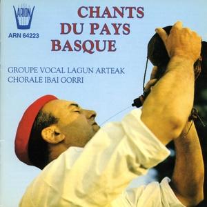 Chants du Pays basque | Groupe vocal Lagun Arteak